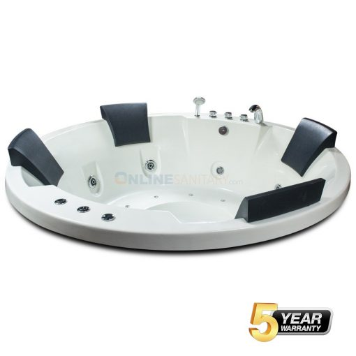 Adelina Whirlpool Jacuzzi Bathtub Price in India