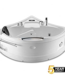 Alina Corner Whirlpool Jacuzzi Bathtub Price in India