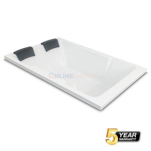 Losif Fixed Acrylic Bathtub at best price in Bangalore India