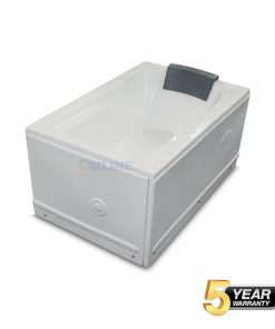 Lucas Freestanding Soaking Bathtub Price in India
