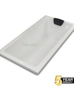Naura Fixed Acrylic bathtub price in Hyderabad India