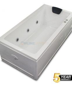 Odo Jacuzzi Bathtub at Best Price in India