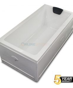 Odo Freestanding Soaking Bathtub at best price in Mumbai india