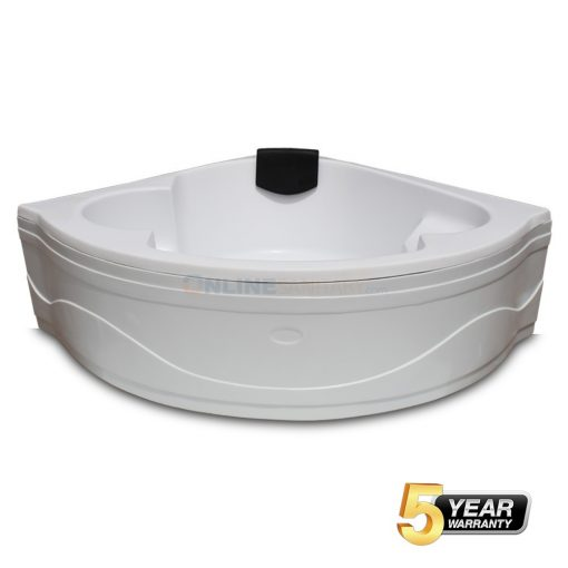 Perry Freestanding Soaking Bathtub Price in India