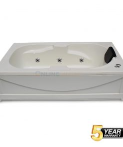 Raison Jacuzzi Massage Bathtub Price in India