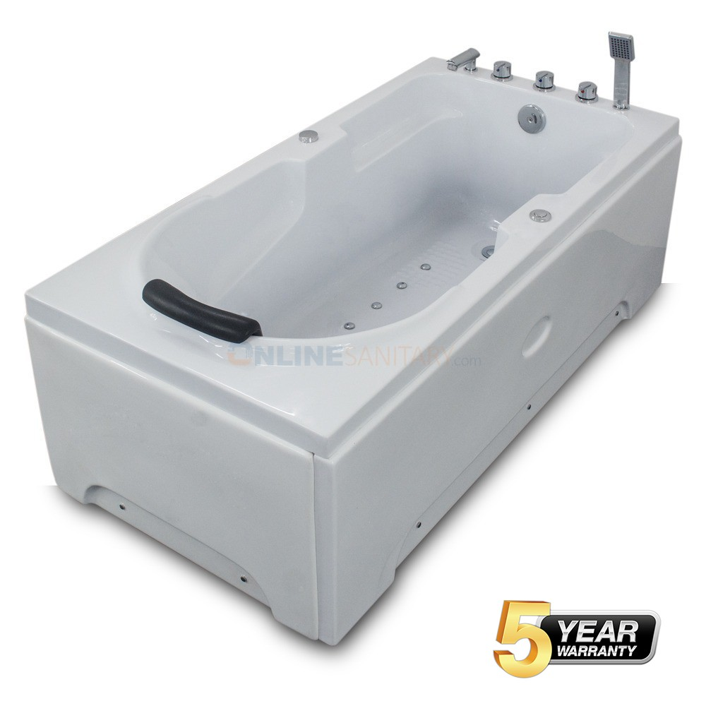 Buy Ruby Bubble Bathtub Small Size Bathroom Tubs Online At Best Price