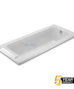 Sara Fixed Acrylic Bathtub online at best price in Kolkata