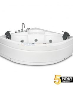 Cona Corner Jacuzzi Massage Bathtub Price