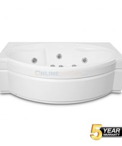 coral whirlpool bathtub price in india