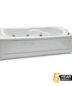 Karlis Whirlpool Jacuzzi Bathtub Price in India