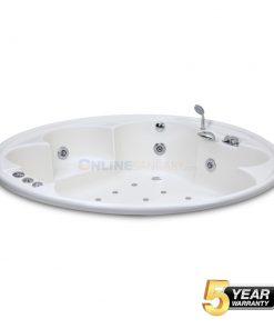 omega acrylib jacuzzi bathtub price in india