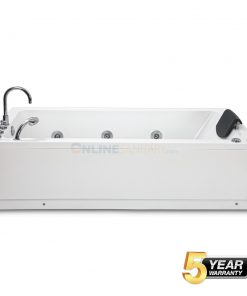 Zuri Jacuzzi Massage Bathtub Price in India