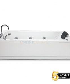 Zurich Jacuzzi Massage Bathtub Price in India